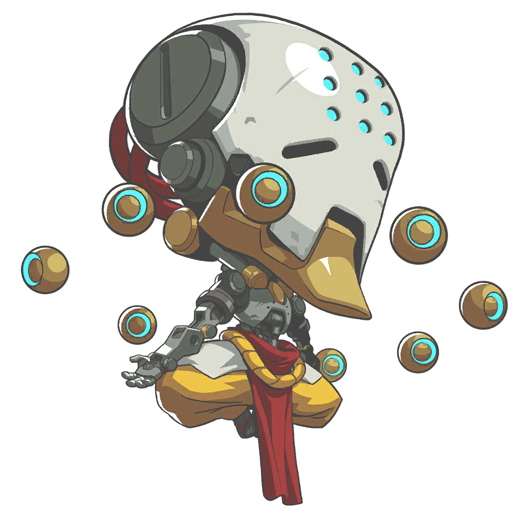 royalty free download zenyatta drawing weapon #109367454