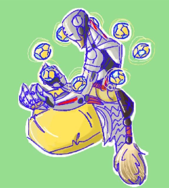 royalty free download Zenyatta practice