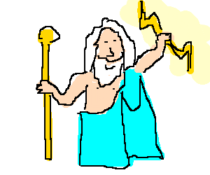 clipart freeuse stock Drawing at getdrawings com. Zeus clipart cartoon.
