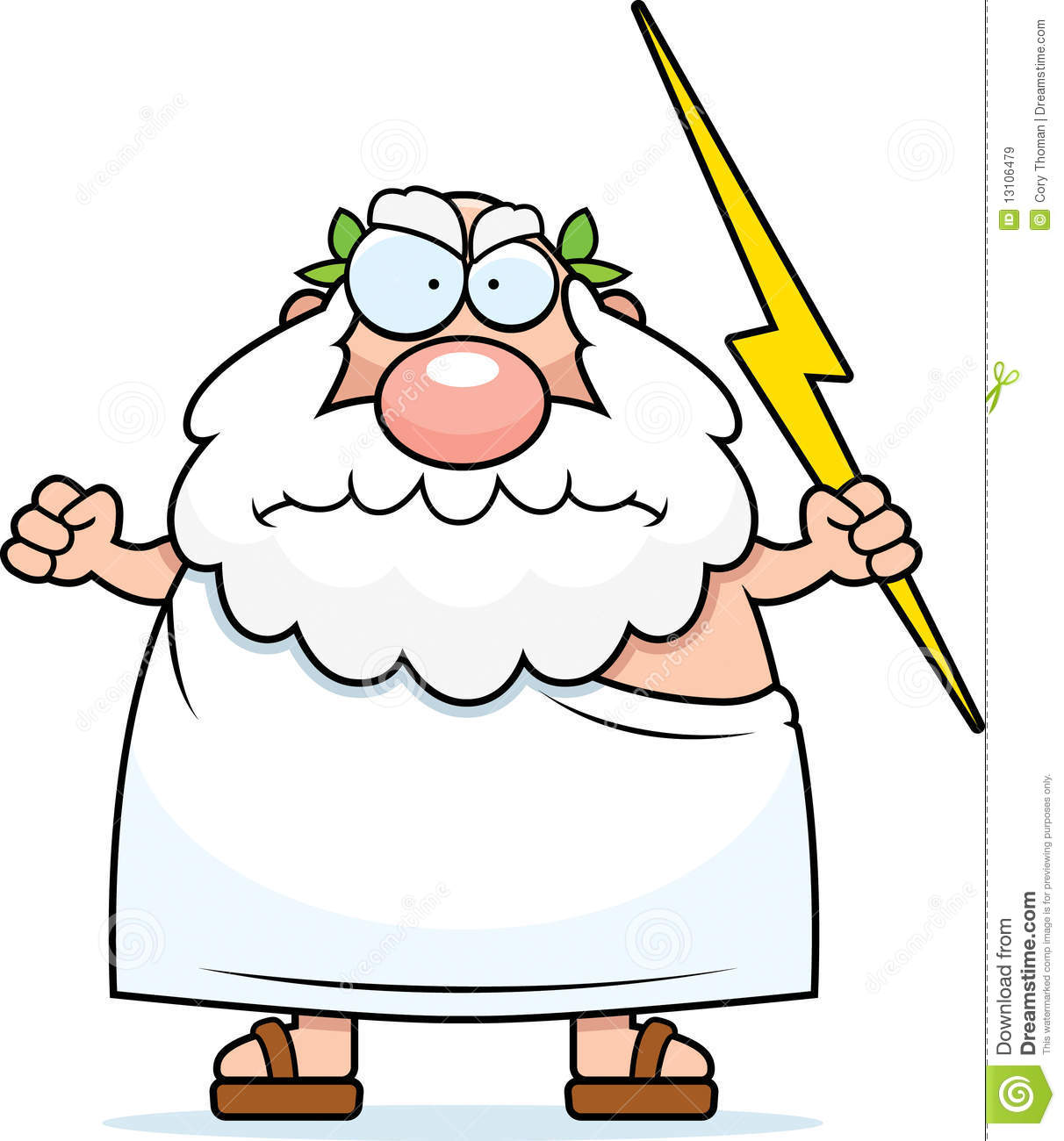 picture free Zeus clipart cute. Free download best on.