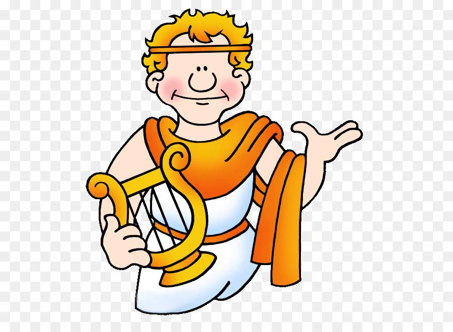 png Zeus clipart hades. Apollo ancient greece clip.