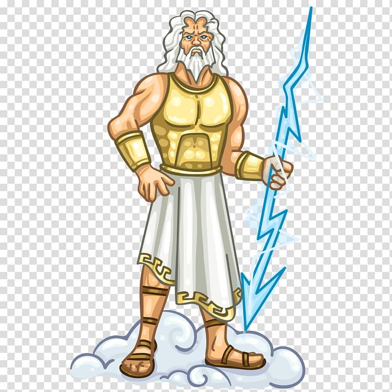 image freeuse Zeus clipart hades. Illustration mount olympus poseidon.