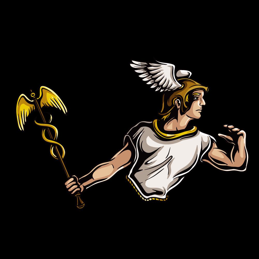 vector freeuse download Greek mythology twelve olympians. Zeus clipart hades