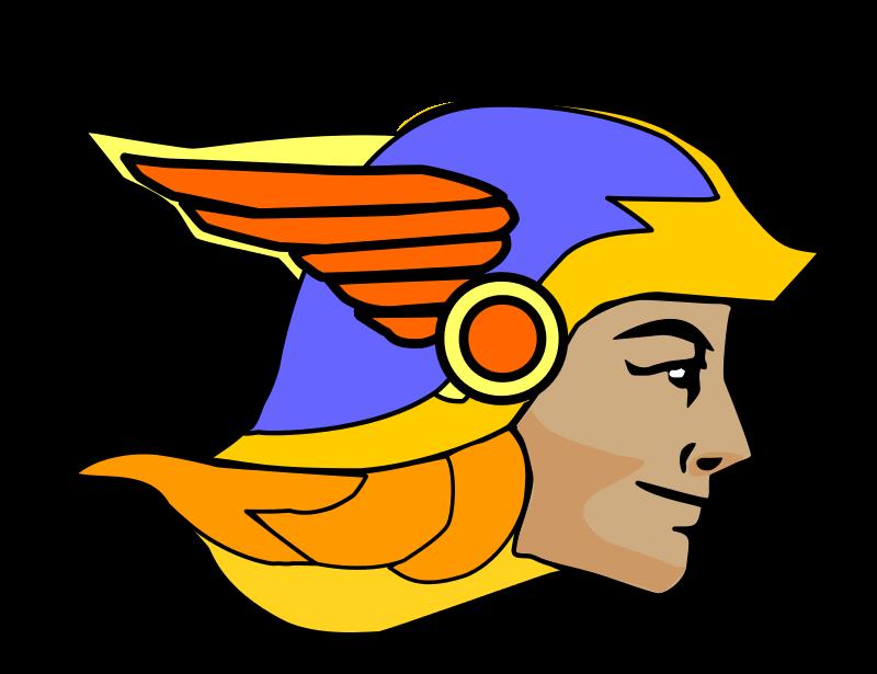 svg free download Hermes Clipart