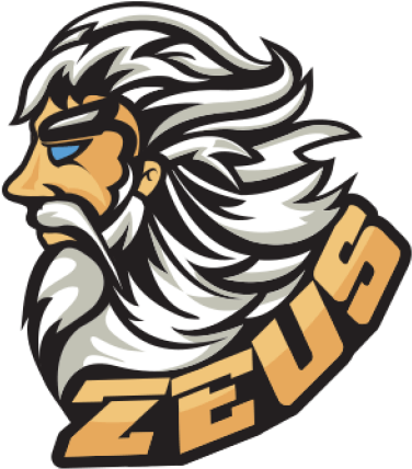 graphic freeuse library Zeus clipart mascot. Logos logo png transparent