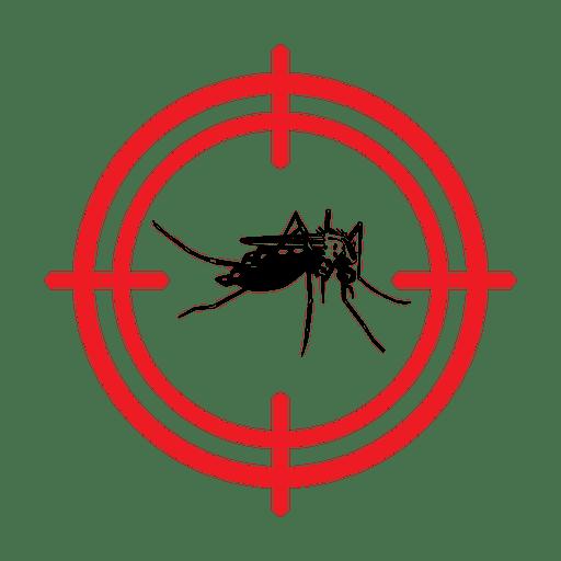 stock Virus target svg transparent. Zika vector.