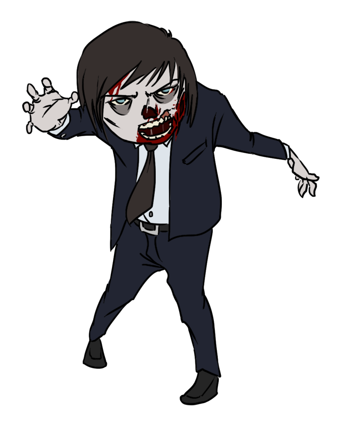 graphic freeuse Clip art vector graphics. Zombie arm clipart