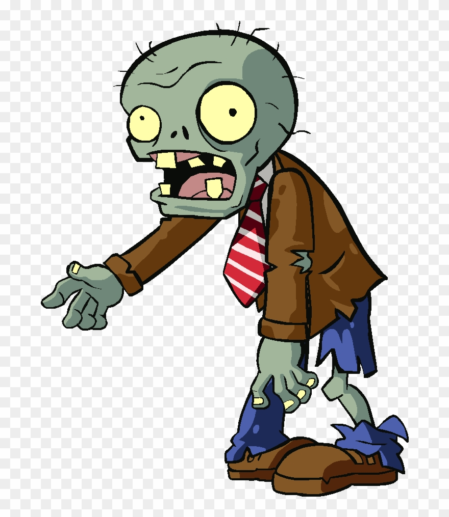 image free library Zombie clipart. Ghoul plants vs zombies