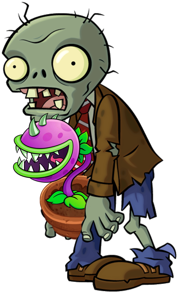 clipart royalty free stock Zombie clipart. Plants free on dumielauxepices