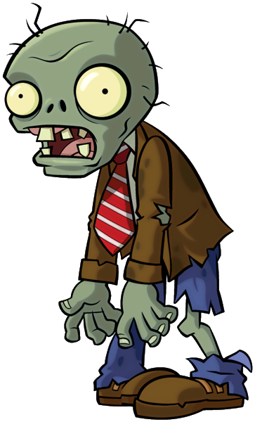 image free zombies transparent plants vs #119044781
