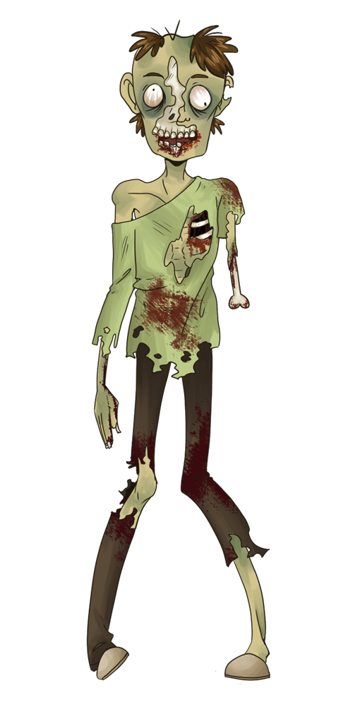 banner freeuse download Zombie free to use cliparts