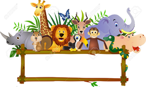 png download Zoo border clipart. Animal free images at