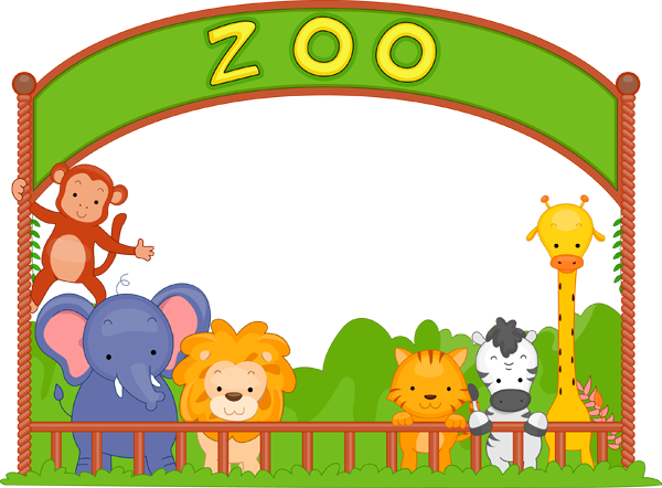 royalty free stock Wonderful clip art of. Put me in the zoo clipart