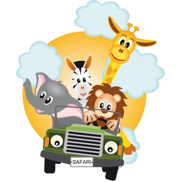 clip free stock Animal group clipart. Cartoon animals clip art