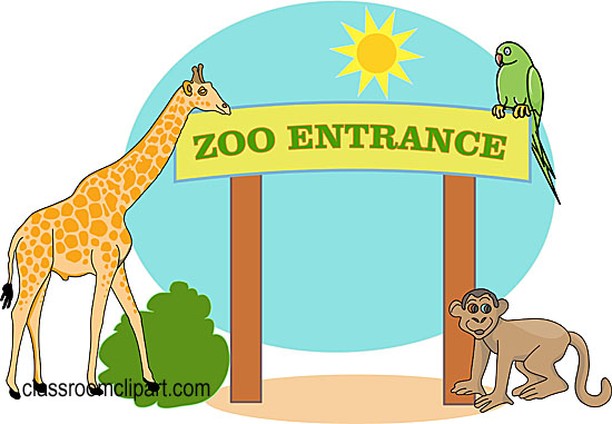 svg download Animal download clip art. Zoo clipart free