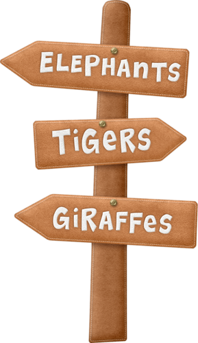 clip art free Zoo sign clipart. Jungle fun pinterest zoos.