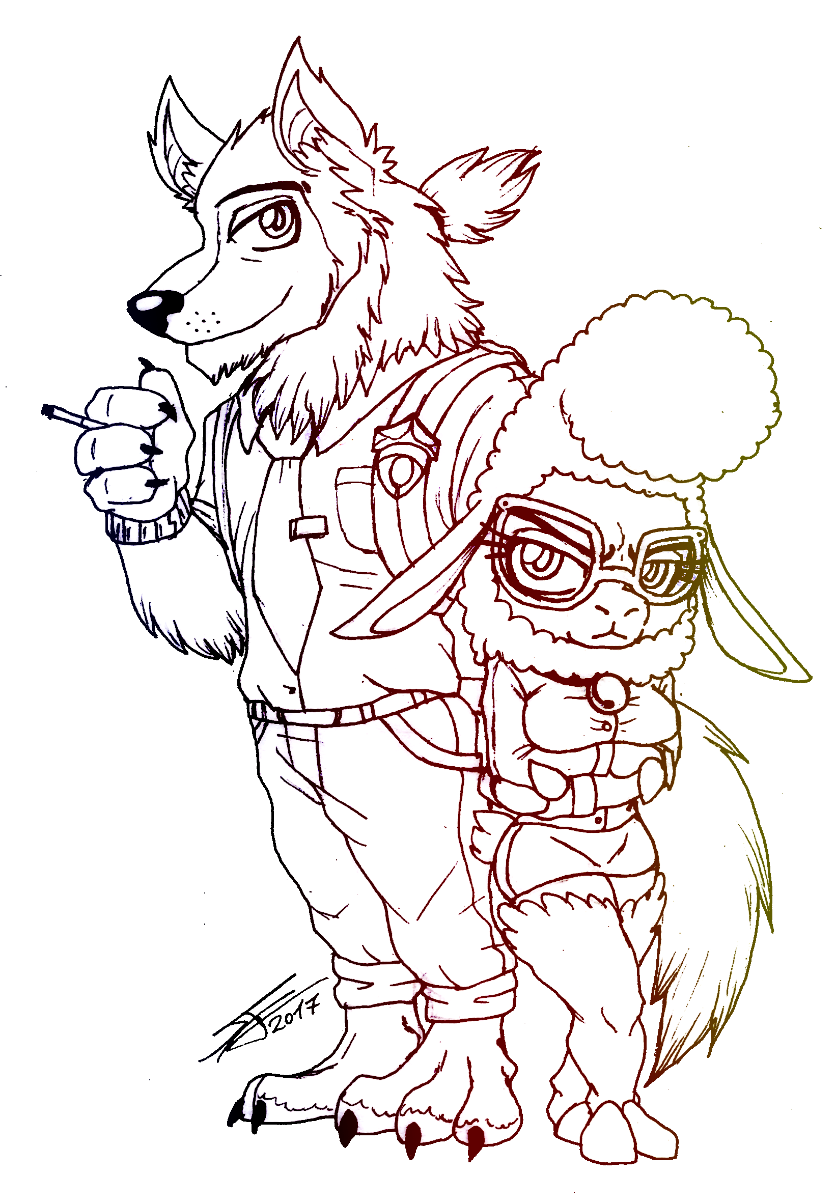 png library download Dawn bellwether wolves pinterest. Zootopia drawing
