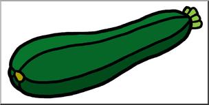 clip art free stock Clip art color i. Zucchini clipart