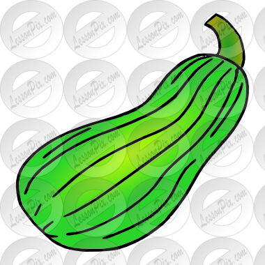 picture royalty free Picture for classroom therapy. Zucchini clipart