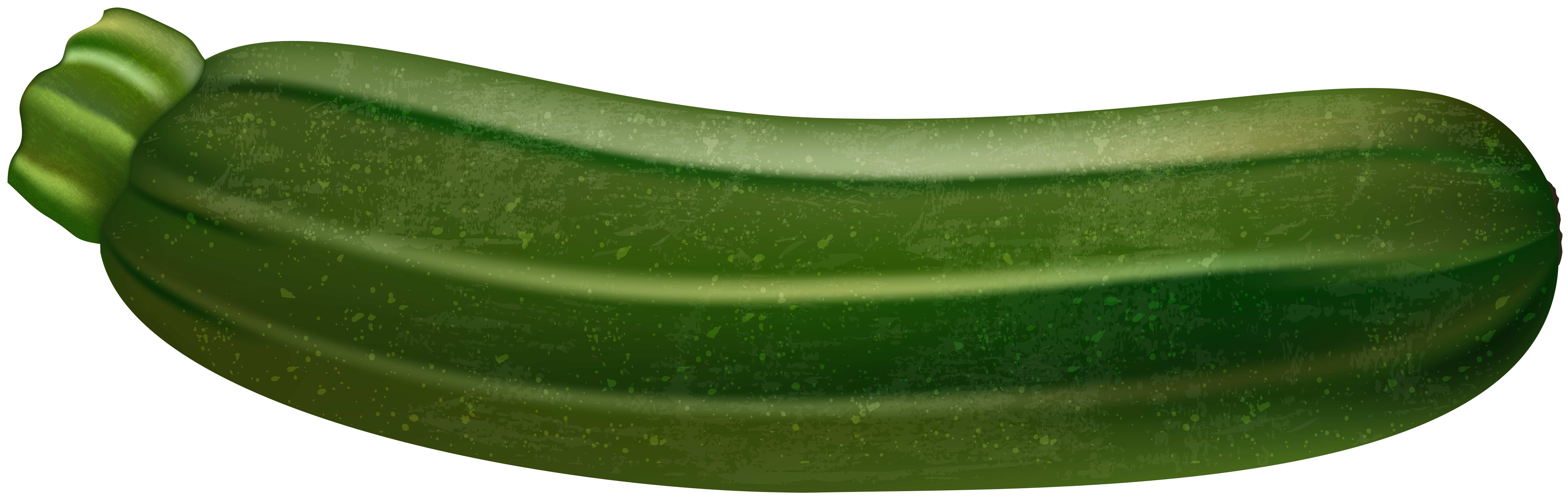 jpg freeuse library Transparent png clip art. Zucchini clipart happy