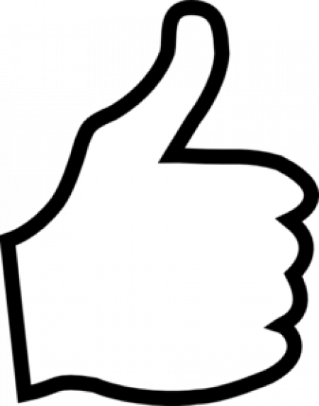 thumbs clipart